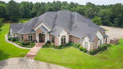 Rusk County Single Family Home For Sale: 240 Clear Lake Cir