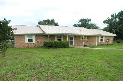 Gilmer Single Family Home For Sale: 3419 Bobwhite