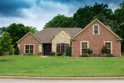 Longview, Carthage, Hallsville, Kilgore, Henderson, Tatum, Beckville, Gary, Elysian Fields, Diana, Ore City, Harleton, Gilmer, Gladewater, Sabine, Daingerfield Single Family Home For Sale: 111 Morningstar
