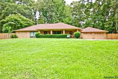 Longview, Carthage, Hallsville, Kilgore, Henderson, Tatum, Beckville, Gary, Elysian Fields, Diana, Ore City, Harleton, Gilmer, Gladewater, Sabine, Daingerfield Single Family Home For Sale: 171 County Road 492