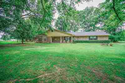 Marshall Single Family Home For Sale: 11702 Us Highway 59