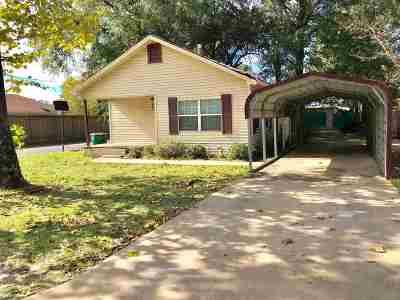 Henderson Single Family Home For Sale: 201 Whipporwill Ave