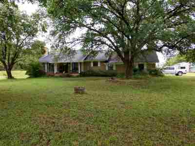 Beckville Single Family Home For Sale: 245 County Road 2411