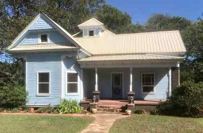 Marshall Single Family Home For Sale: 3304 S Washington Ave