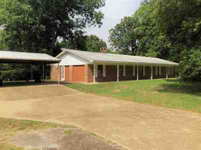 Gladewater TX Single Family Home For Sale: $175,000