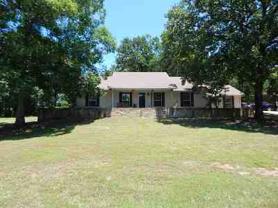 Gilmer Single Family Home Active, Option Period: 483 Cox Trl