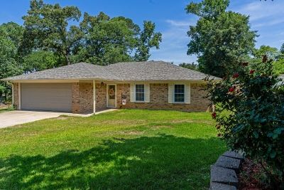Longview Single Family Home Active, Option Period: 1317 Stanford