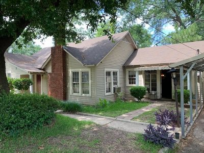 Longview Single Family Home For Sale: 407 Electra Street