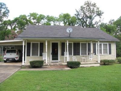 Henderson Single Family Home For Sale: 106 Magnolia