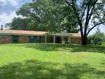 Marshall Single Family Home For Sale: 400 Private Road 2220