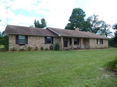 Gilmer Single Family Home For Sale: 6808 E St Hwy 154