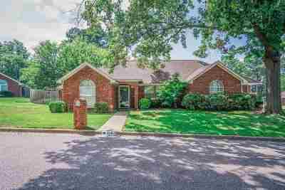 Longview Single Family Home For Sale: 1101 Kensington Ct