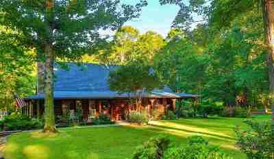 Waskom Single Family Home For Sale: 335 Oak Dr