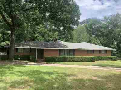Gregg County Single Family Home For Sale: 9 Rambling Rd.