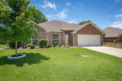 Gregg County Single Family Home Active, Option Period: 114 Woodbrook Ct.