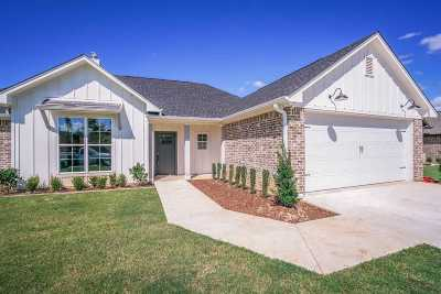 Hallsville Single Family Home For Sale: 121 Decoy Ln