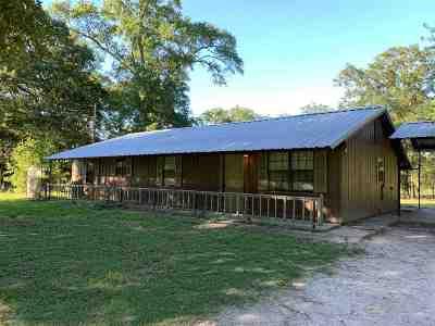 Gilmer Single Family Home For Sale: 14110 Fm 852