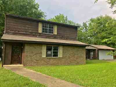 Gregg County Single Family Home For Sale: 316 Beall St.
