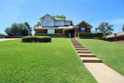 White Oak Single Family Home For Sale: 506 Woodhaven