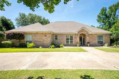 Gilmer Single Family Home For Sale: 1607 Pinecrest