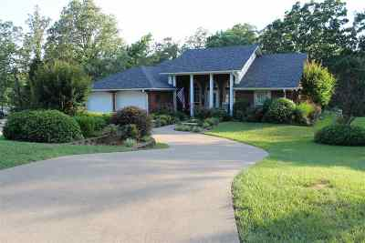 Gilmer Single Family Home For Sale: 7144 Green Hills Rd