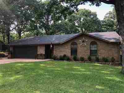 Longview TX Single Family Home Active, Option Period: $148,900
