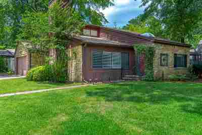 Longview TX Single Family Home For Sale: $194,500