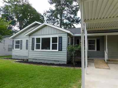 Longview Single Family Home For Sale: 210 W Broadway