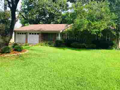 Longview TX Single Family Home For Sale: $124,000