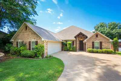 Longview TX Single Family Home For Sale: $345,000