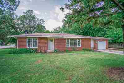 Longview TX Single Family Home For Sale: $135,000