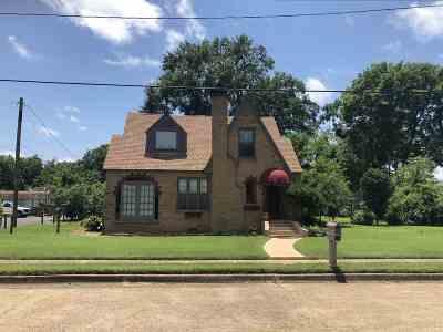 Marshall Single Family Home For Sale: 410 E Merritt St