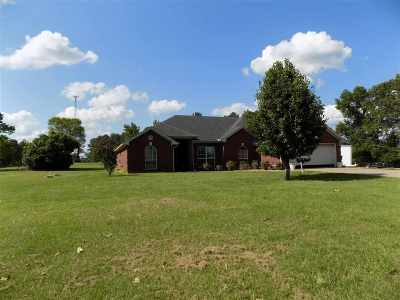 Hallsville Single Family Home For Sale: 616 Willow Rd.