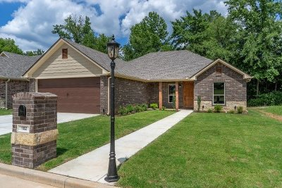 Hallsville Single Family Home For Sale: 102 Ball Park Dr