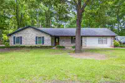 Hallsville Single Family Home Active, Option Period: 309 Pine Cir
