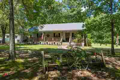 Karnack Single Family Home For Sale: 175 Private Road 2738