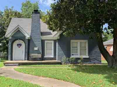 Henderson Single Family Home For Sale: 323 E Main
