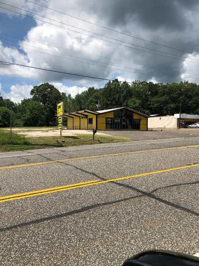 Harrison County Commercial For Sale: 1010 W Grand Ave.