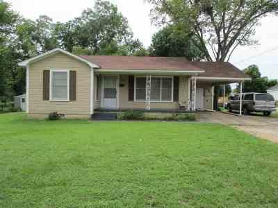 Henderson Single Family Home For Sale: 600 S Evenside