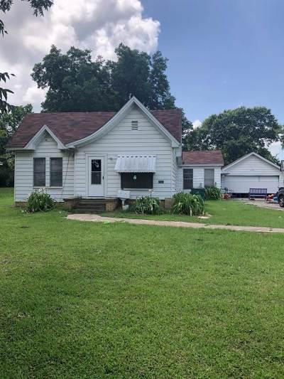Henderson Single Family Home For Sale: 2000 Jacksonville Dr