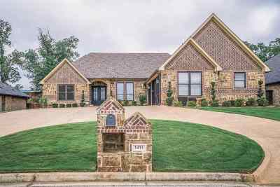Longview Single Family Home Active, Option Period: 1411 Spyglass Drive