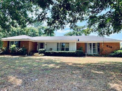 Henderson Single Family Home For Sale: 916 S Evenside