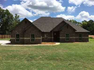 Longview Single Family Home For Sale: 125 Hidden Crk Lane