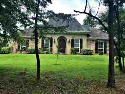 Marshall Single Family Home For Sale: 106 Pine Island Dr