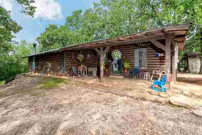 Longview Single Family Home For Sale: 299 N Hickory Hill Rd
