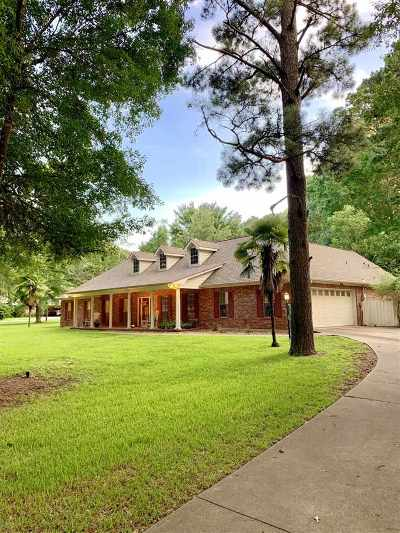 Hallsville Single Family Home For Sale: 605 Sherwood Oaks Dr