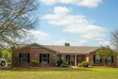 Longview Single Family Home For Sale: 106 Wiley Page Rd
