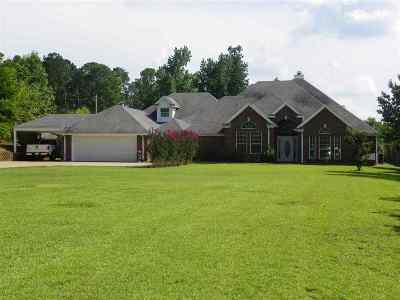 Hallsville Single Family Home For Sale: 1413 Cal Young