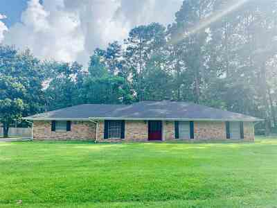 Carthage Single Family Home For Sale: 550 County Road 490