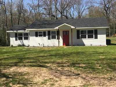 Carthage Single Family Home For Sale: 698 County Road 1572